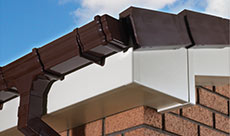 cream fascias Manchester