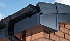 dark grey fascias Manchester