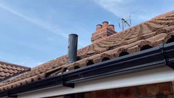 guttering repairs Prestbury