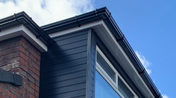soffit repairs Birchwood