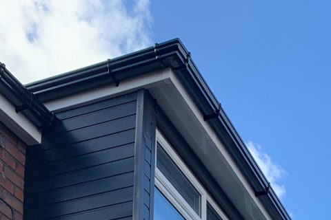 uPVC Soffit Installations in Alderley Edge, SK9 7JT