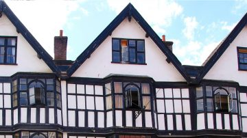 tudor boards Culcheth