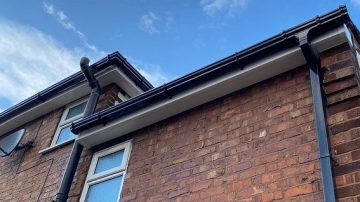 upvc guttering replacement Mobberley