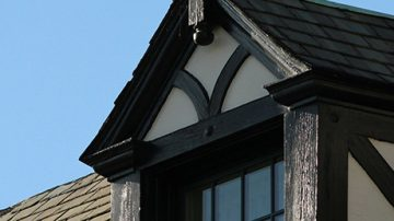 upvc mock tudor boards repair Warrington
