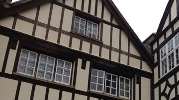 upvc mock tudor boards replacement Culcheth
