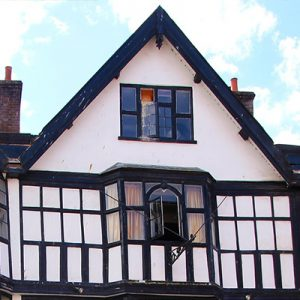 mock tudor boards replacement Culcheth