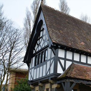 tudor board house Warrington